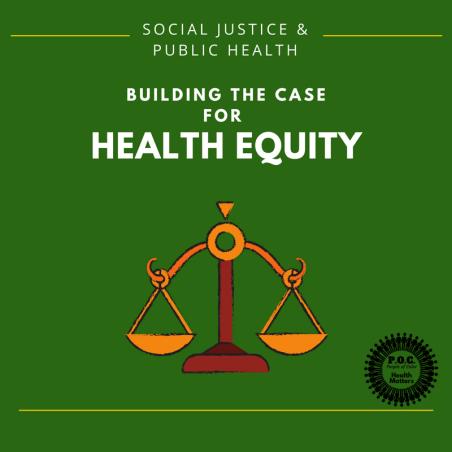 Principle of Health Disparities and Health Equity