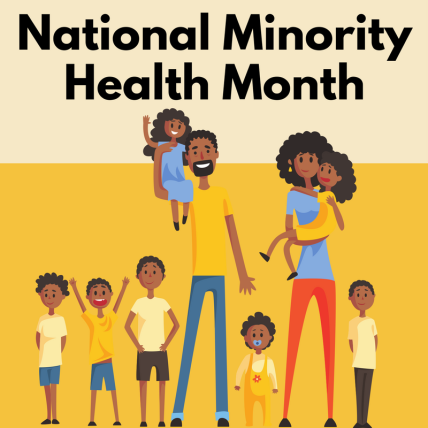 National Minority Health Month